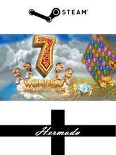 7 Wonders: treasures of seven Clé Steam-pour PC Windows (même jour expédition)