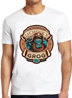 Grog T Shirt Ghost Pirate Monkey Island Lechuck's Brewery Cool Gift Tee 118