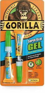 Gorilla Super Glue 2x3gm, Waterproof,Strong,Adhesive,Multi-Purpose,Bind anything