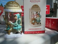Hallmark Keepsake Christmas Window 2016 ornament in box