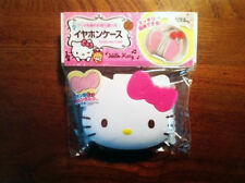 Hello Kitty Sanrio Earphone Case Cute new item Clear storage very charming japan