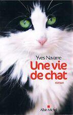 YVES NAVARRE Une vie de chat + PARIS POSTER GUIDE