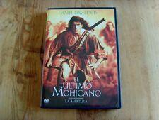 Como nuevo DVD película EL ÚLTIMO MOHICANO - Item For Collectors