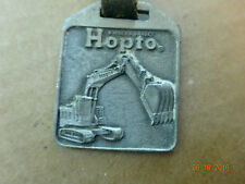 Vintage Hopto Shovels Watch Fob & Strap