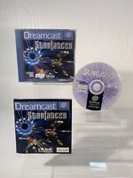 Starlancer Sega Dreamcast PAL Video Game Complete With Manual