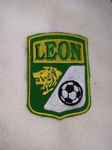 Club Leon Futbol Soccer Parche Patch Liga MX