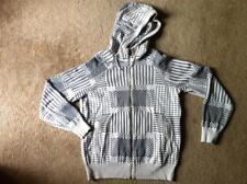 VINTAGE Sean John Knit Sweater Hoodie Jacket Size L | supreme off white hba