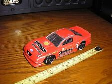 """1/43 ? 4 5/8"""" Long Vintage RARE 1990's Ford Mustang GT ASA RACE CAR #3 Red"""