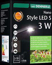 Dennerle NANO Style LED S  3 Watt  Aufsteckleuchte 24Std.Versand