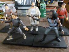 """Star Trek V: the Final Frontier"" figure set"