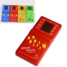 Kids Funny Machine Tetris Brick Game Handheld Machine Play Toy Gift Hot Sale SE