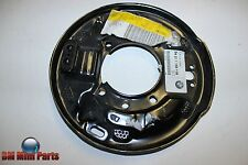 BMW E36 Rear Right Drum Break Backing Plate 34211159116