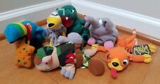 Vintage Meanie Beanie Babies Lot of 6 Most Nwt (see description) Series 1 Lot