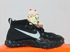 Nike Alpha Sensory Turf Shoes Black White Silver New Size 11.5 [854312-001]
