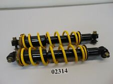 02314 Bombardier Quest 650 OEM Front Shock Absorbers Suspension 02 2002 CF
