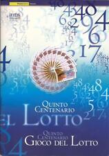 Italia 2006 : Gioco del Lotto - Folder perfetto , spedizione gratuita in Italia