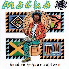 Macka B - Hold On To Your Culture (NEW CD)