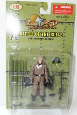 Ultimate Soldier 1:18 Battle of The Bulge PVT Gerhard Kendzia
