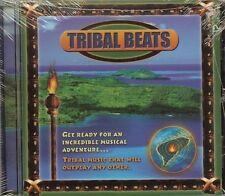 TRIBAL BEATS - CD - NEW - FAST FREE SHIPPING !!!
