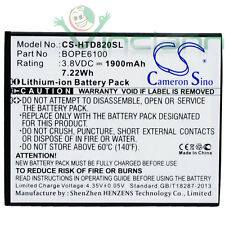 Battery Cs-htd820sl X-longer for HTC Desire 620 620g 820 Mini 1900mah