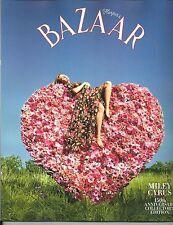 Harper's Bazaar August 2017 Miley Cyrus 150th Anniversary Collector's Edition !!