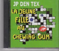(FX805) JP Den Tex, La Jeune Fille Au Chewing Gum - 2004 CD
