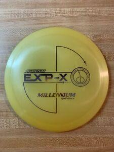 Millenium Golf Discs Quantum EXP-X Run 1.1 175g Used