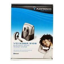 Plantronics Voyager 510S Bluetooth Wireless Ear-Hook Desk Phone Headset System