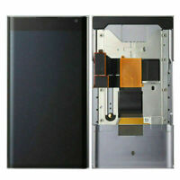 For BlackBerry Priv STV100-1 LCD Display Touch Screen Digitizer Frame Assembly