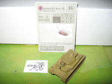 Axis & Allies North Africa 1940-1943 Panzer IV Ausf. E with card 37/60
