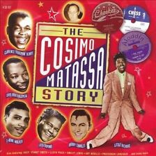 The Cosimo Matassa Story [Remaster] by Various Artists (CD, Jul-2007, 4 Discs, P