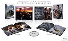 Top Gun Digibook (Written in English) Blu Ray (Region Free)