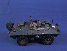 Verlinden 1/35 V-100 Commando (XM-706) US Armored Patrol Car in Vietnam War 360