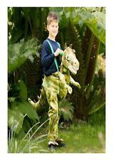 Childs Kids Ride on Dinosaur Book Week Fancy Dress Costume Age 6-8 Years
