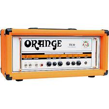 Orange TH30 Amplifier Analogue Twin Channel 30 Watt Guitar Head Amp