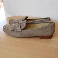 Damen Weiß Blumenmuster Spot On Schnürer Sommer Leicht Schuhe UK Größe 4-8 F9766