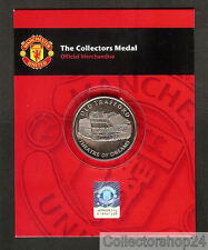 Coincard Engeland Manchester United 2007 The Royal Mint PP : P8996