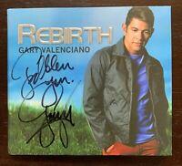 Gary Valenciano REBIRTH - CD - SIGNED!