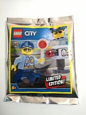 Lego Police City New Foil Pack 951910 Traffic Speed Mini Figure Toy  Pack A3