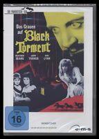 DVD DAS GRAUEN AUF BLACK TORMENT - DER PHANTASTISCHE FILM - HORROR-KLASSIKER