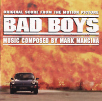 OST-BAD BOYS-JAPAN CD Ltd/Ed B63