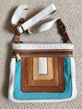 Fossil Handbag Leather Cross Body Bag