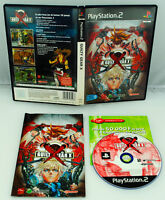 Jeu GUILTY GEAR X sur Playstation 2 PS2 CD REMIS A NEUF PAL VF