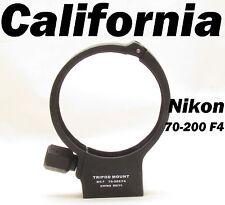 Metal Tripod Collar Ring for Nikon AF-S NIKKOR 70-200mm F4G ED VR lens as RT-1