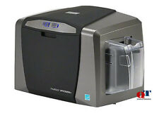 NEW Fargo DTC1250e Plastic Card Printer Color Dye Sublimation Thermal 50600