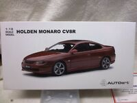 MONARO CV8R PULSE RED COLOUR HOLDEN - UNOPENED