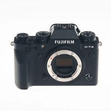 Fujifilm X-T4 26.1MP Digital Mirrorless Camera Body Black 16652855