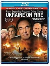 Ukraine On Fire (Oliver Stone Vladimir Putin) New Blu-ray Region B