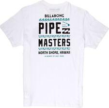 Billabong Pipe Masters Tee SS White XXL