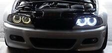 2X ULTRA HELLE 5W 8000k STANDLICHTER ANGEL EYES XENON LED BMW 5 er E39 E60/61
